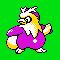 Imagen de Delibird variocolor en Pokémon Plata