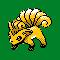 Imagen de Vulpix variocolor en Pokémon Plata