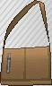 Bandolera con cremallera marrón.png