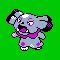Imagen de Snubbull variocolor en Pokémon Plata