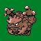 Imagen de Graveler variocolor en Pokémon Plata
