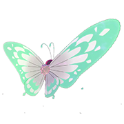 Butterfree Gigamax espalda G8.png