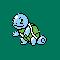 Imagen de Squirtle variocolor en Pokémon Plata