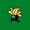 Imagen de Oddish variocolor en Pokémon Plata