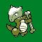 Imagen de Marowak variocolor en Pokémon Plata