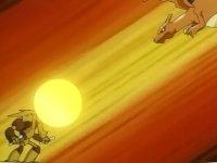 Alakazam usando hiperrayo