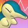 Cara enfadada de Cyndaquil 3DS.png
