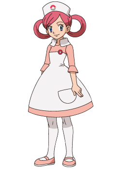 Enfermera Joy