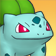Cara contenta de Bulbasaur 3DS.png