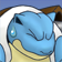 Cara angustiada de Blastoise 3DS.png
