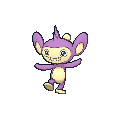 Aipom XY hembra.png