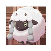Imagen de Wooloo en Pokémon Espada y Pokémon Escudo