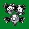 Imagen de Magneton variocolor en Pokémon Plata