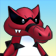 Cara de Krookodile 3DS.png