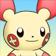 Cara de Plusle 3DS.png