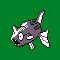 Imagen de Remoraid variocolor en Pokémon Plata