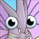 Cara de Venomoth 3DS.png