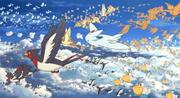 P11 Bandadas de Pokémon pájaro surcan los cielos.png