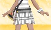 Minifalda Tartán Blanco.png