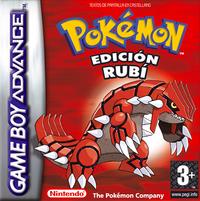 Carátula de Pokémon Rubí