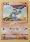 Machop (Base Set TCG)