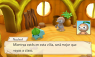PMMM Cap. 2 Nuzleaf dice que debes ir a clases.png
