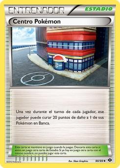 Carta Centro Pokémon