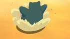 EP653 Snorlax usando golpe cuerpo.png