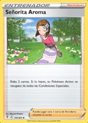 Señorita Aroma (Cielos Evolutivos 141 TCG).png