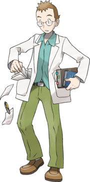 Profesor Elm