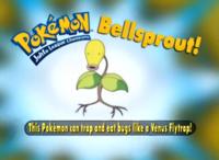 """Este Pokémon se alimenta de insectos""."