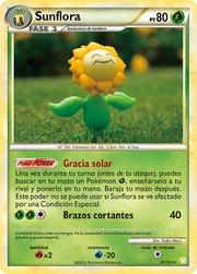 Sunflora (HeartGold & SoulSilver TCG).jpg