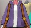 Chaqueta con capucha violeta EpEc.jpg