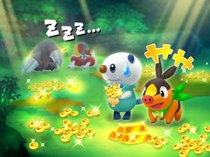 Ilustración del Bosque Poké