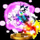 Trofeo de Megaevolución (Charizard) SSB4 (Wii U).png