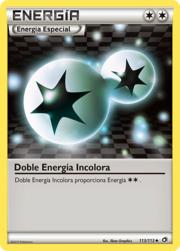 Doble Energía Incolora (Tesoros Legendarios TCG).png