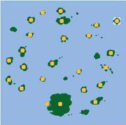 Localización de Isla Ascorbia.