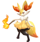 Braixen (Pokkén Tournament).png