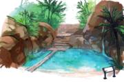 Bocetos puente de la Colina Saltagua.png