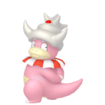 Slowking macho