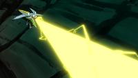 Vikavolt usando rayo carga