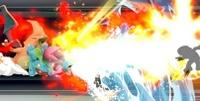 Entrenador Pokémon usando remate triple SSBU.jpg