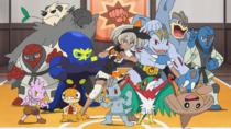 Imagen de Pokémon de tipo lucha