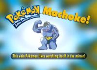 A este Pokémon le fascina mirarse en los espejos.