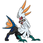 Silvally lucha (dream world).png