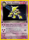 Dark Alakazam (Team Rocket 1 TCG)