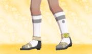 Calcetines de Deporte Blanco.png