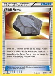 Fósil Pluma (Explosión Plasma TCG).png