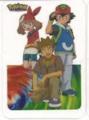 Ash, Aura y Brock lamincard.png