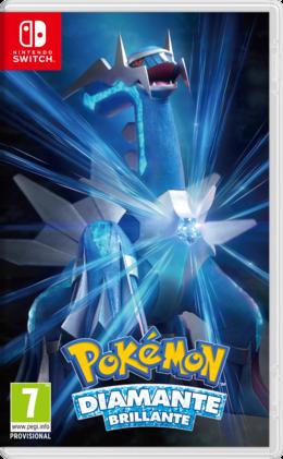 Carátula Pokémon Diamante Brillante
